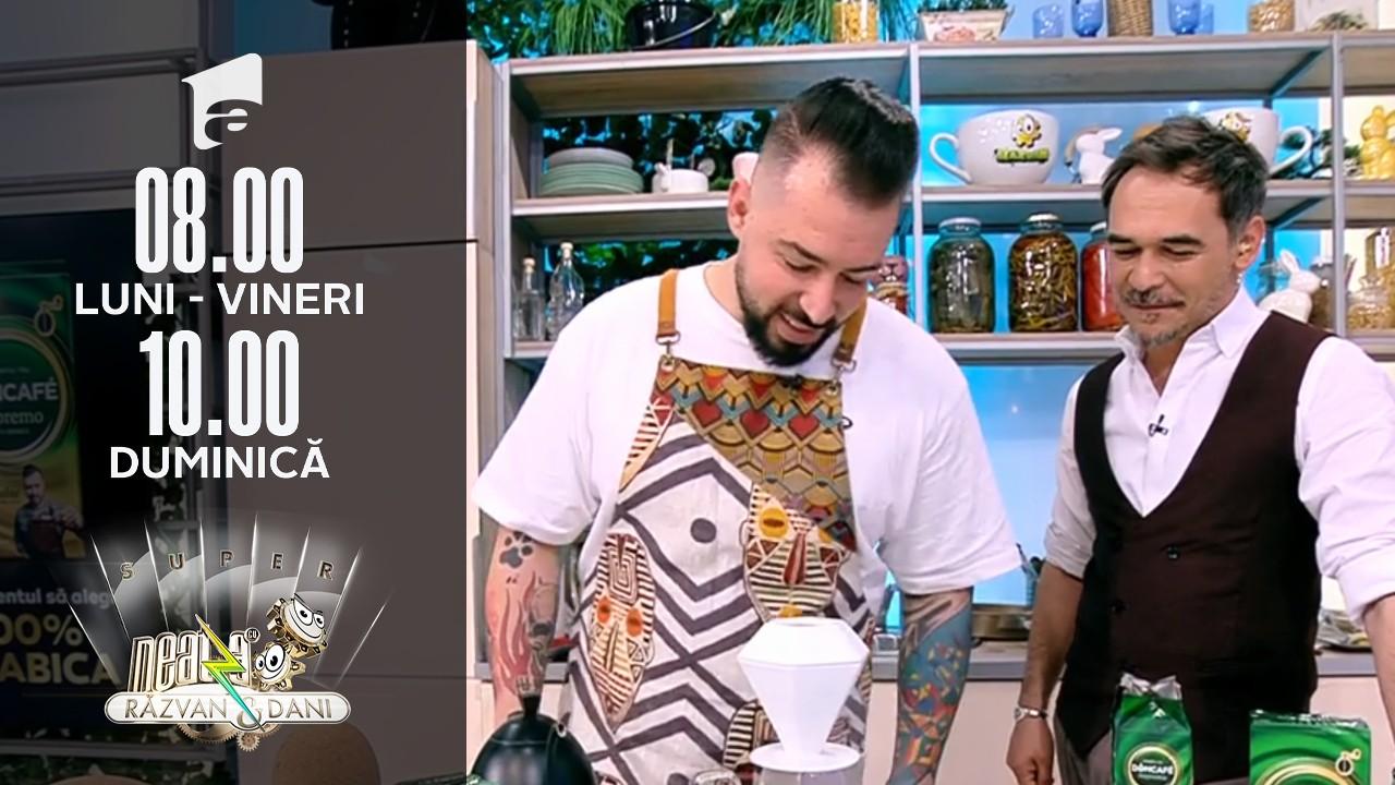 Alex Niculae, campion mondial la prăjire cafea, rețeta unei cafele perfecte