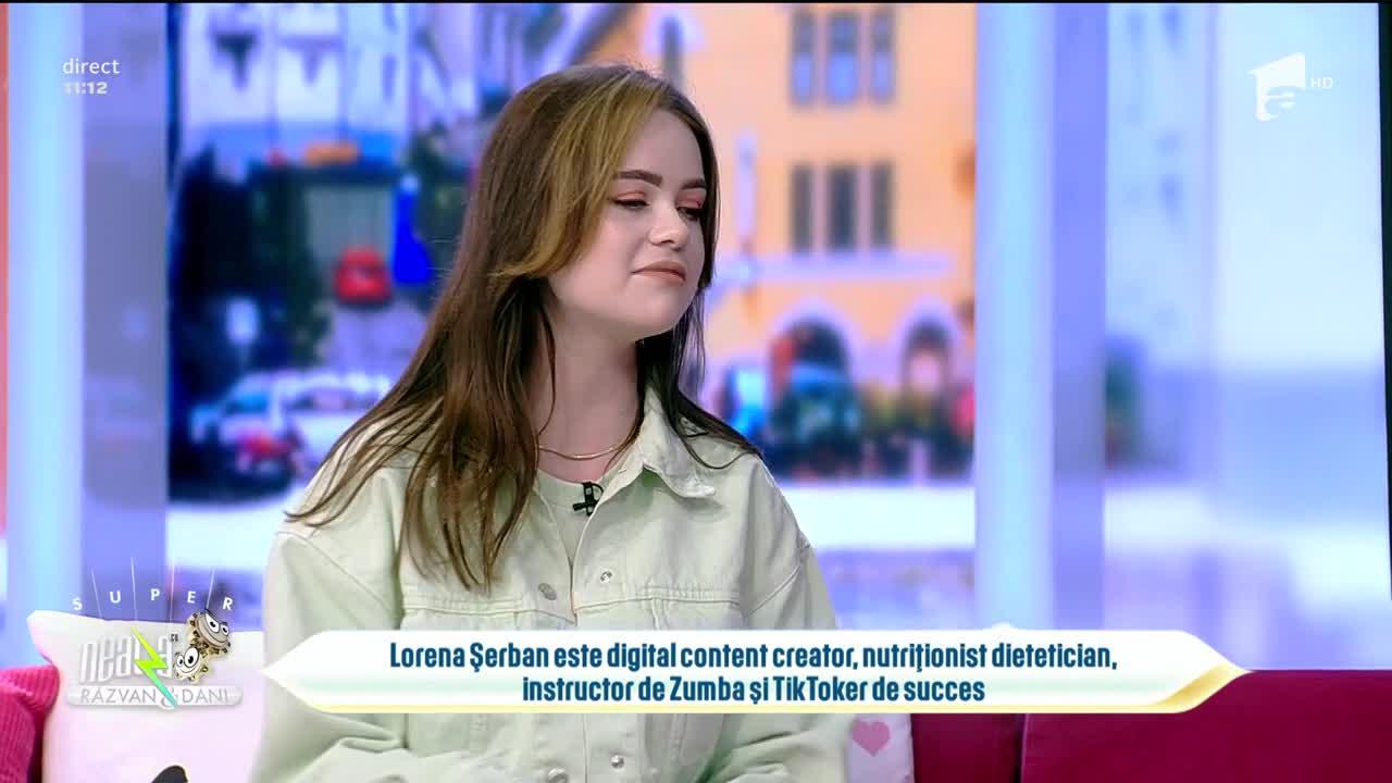 Lorena Șerban, sfaturi pentru cei care luptă cu anorexia