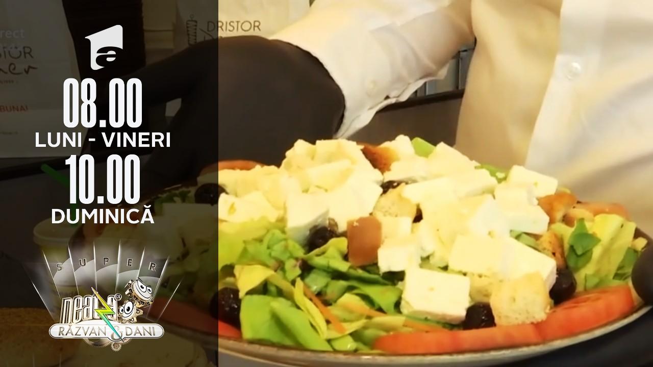 Cum să-ți transformi meniul de la fast-food într-o masă sănătoasă