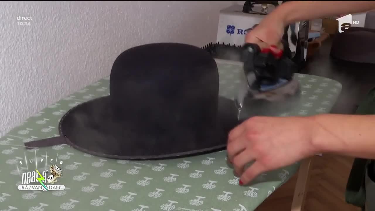 Povestea Mariei - o creatoare îndrăgostită de faimoasa pălărie