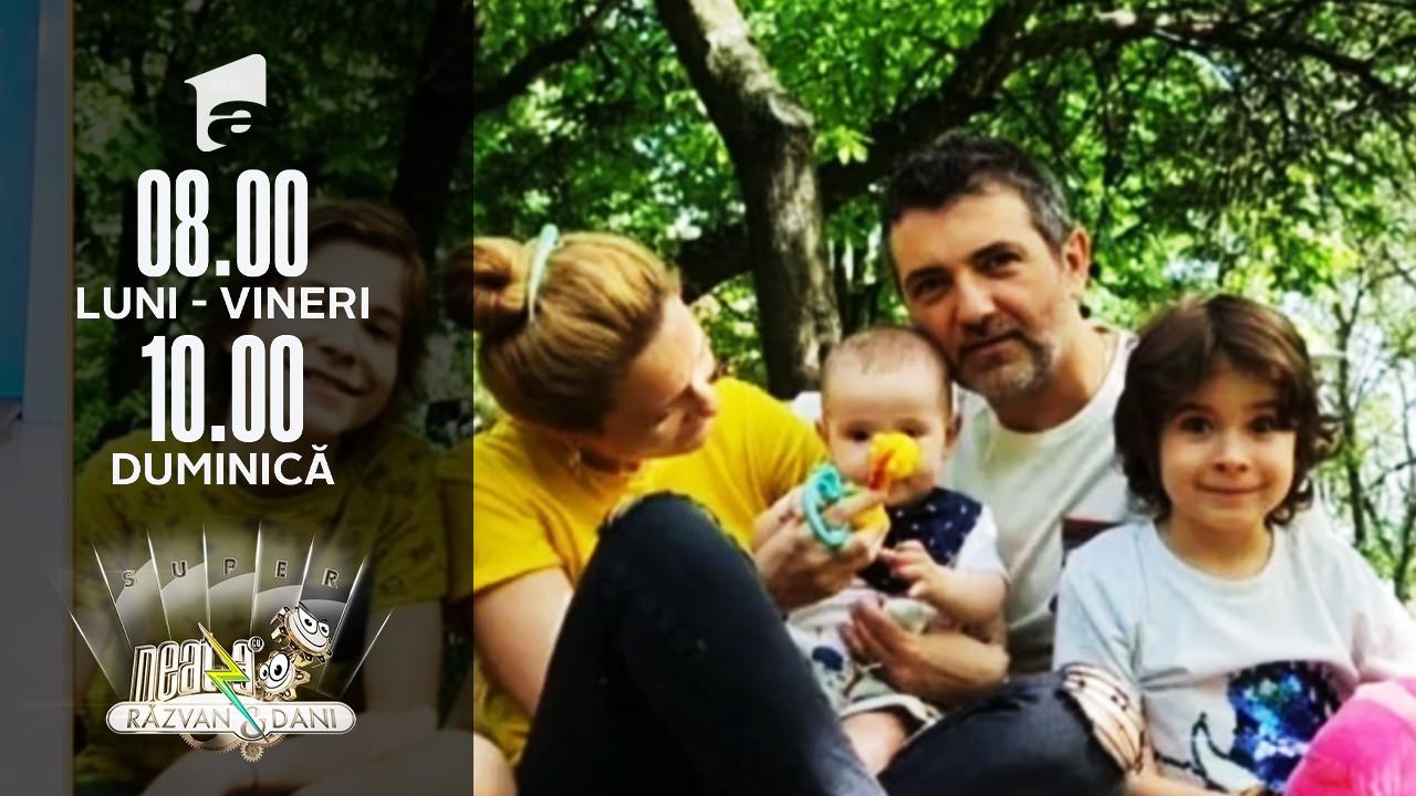 Neatza cu Răzvan și Dani te deșteaptă... de ziua ta! La mulți ani, Mihaela!