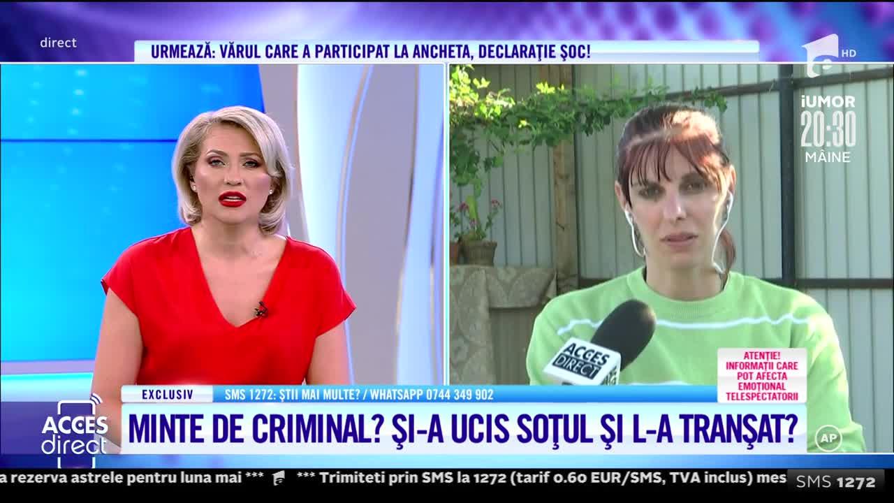 """Dezvăluiri explozive în dosarul """"Meluţă""""! Tatăl femeii acuzate de crimă vine în apărarea ei: Vă spun cu inima pe icoană, nu a făcut fata mea aşa ceva"""
