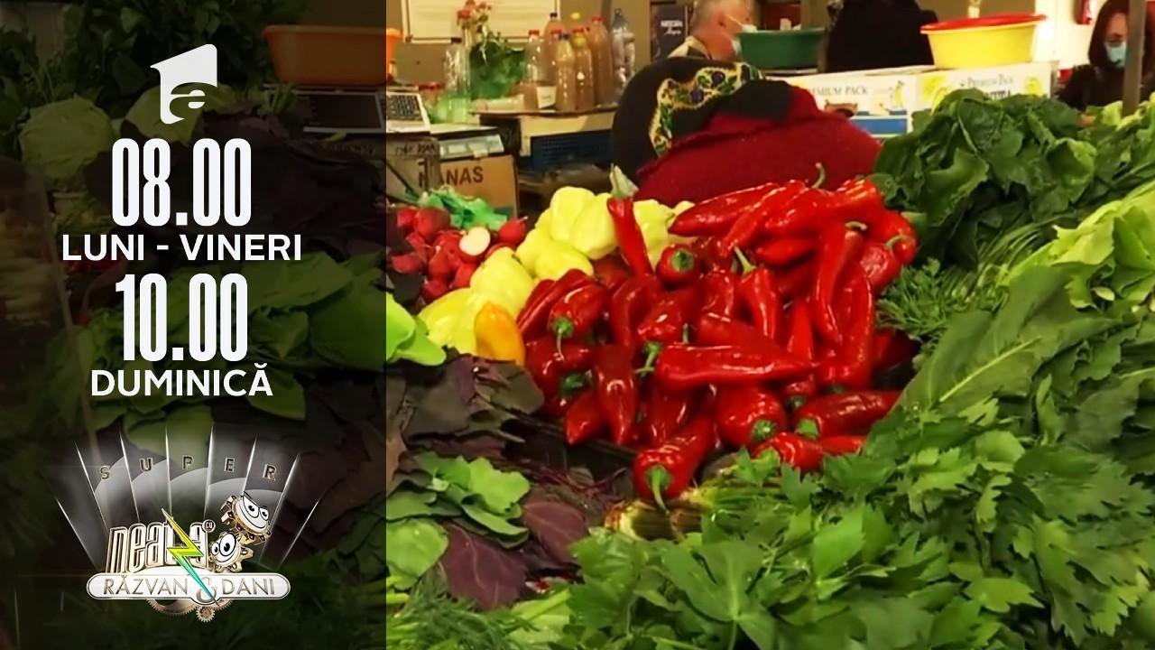 Cum ne bucurăm de legumele românești de sezon