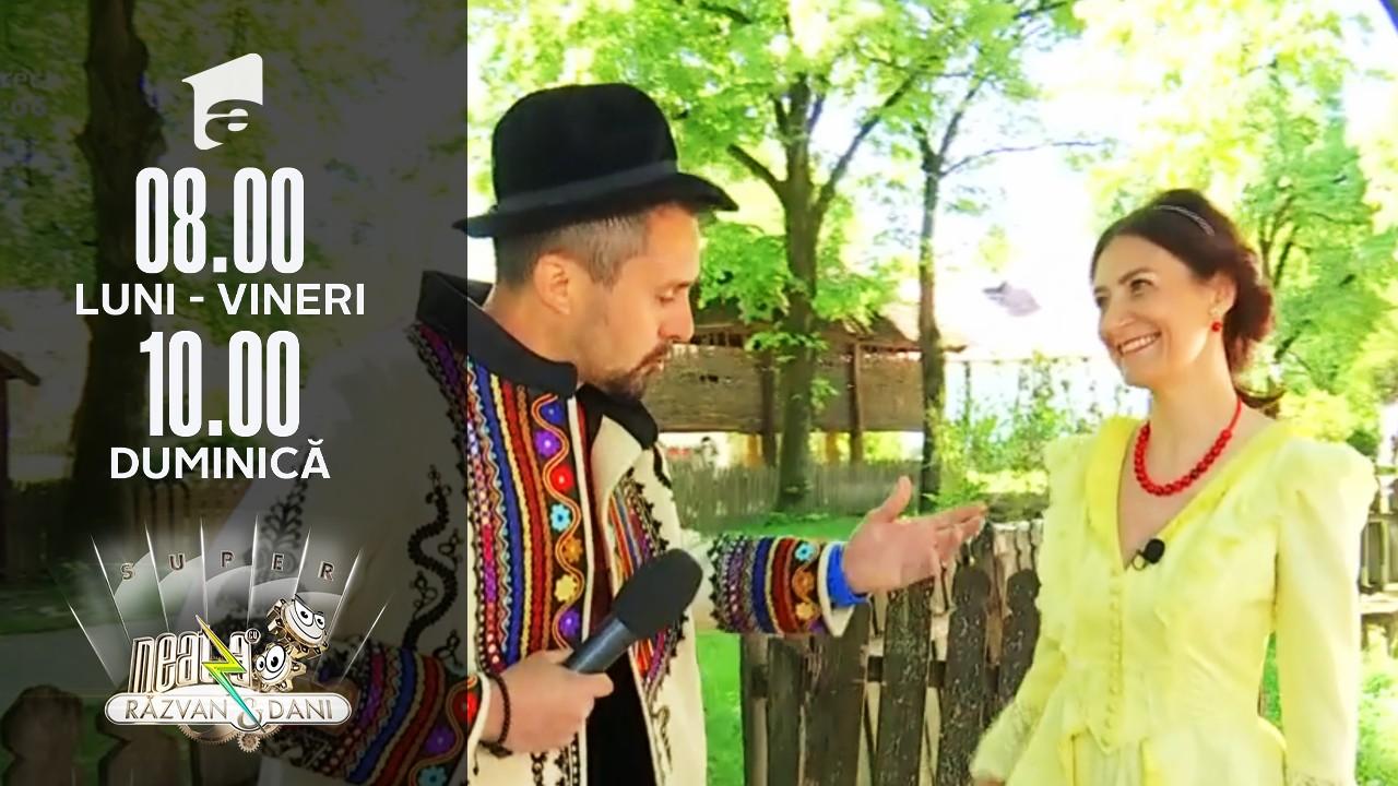 """Marian Duță, nostalgic pe aleile de la Muzeul Național al Satului """"Dimitrie Gusti"""""""