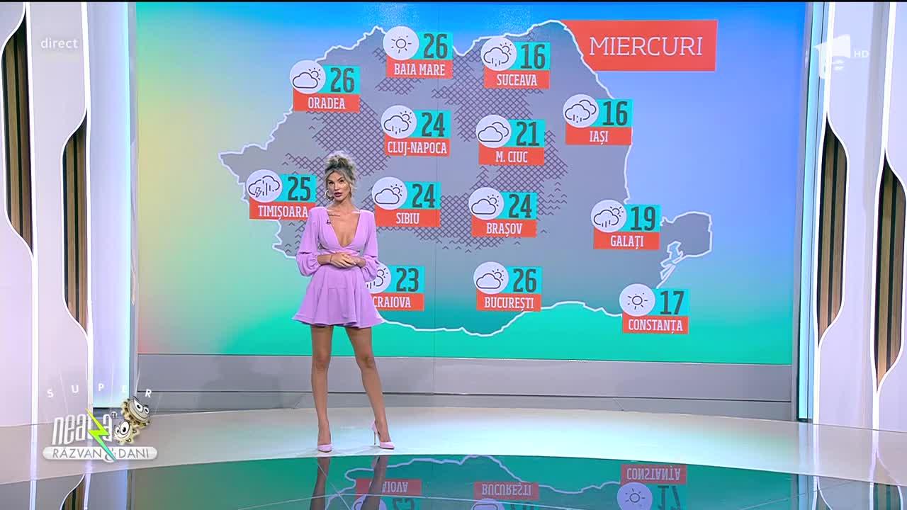 Prognoza Meteo, 12 mai 2021. Vremea devine instabilă și revin ploile