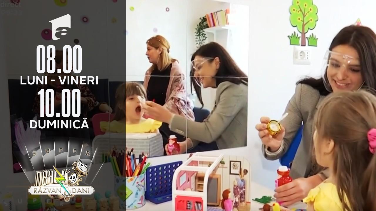 Cele mai eficiente exerciții pentru copiii cu probleme de vorbire