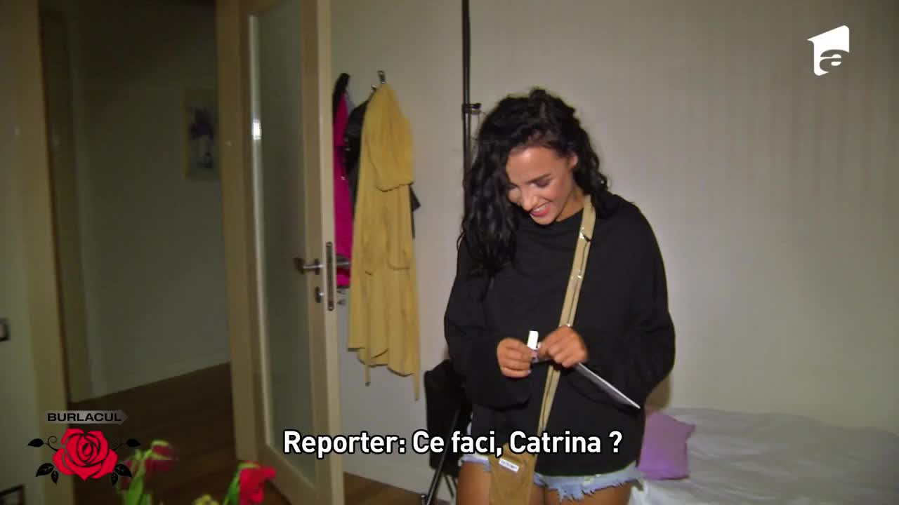 Burlacul, 13 mai 2021. Catrina a primit o scrisoare de la Andi Constantin! Ce discuție tensionată a avut cu Ana Bene