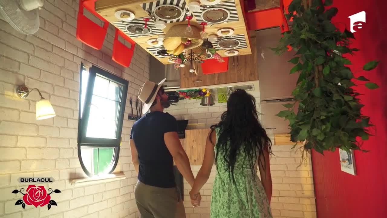 Catrina și Andi, întâlnire cu susul în jos! Burlacul nu i-a oferit nicio garanție de iubire