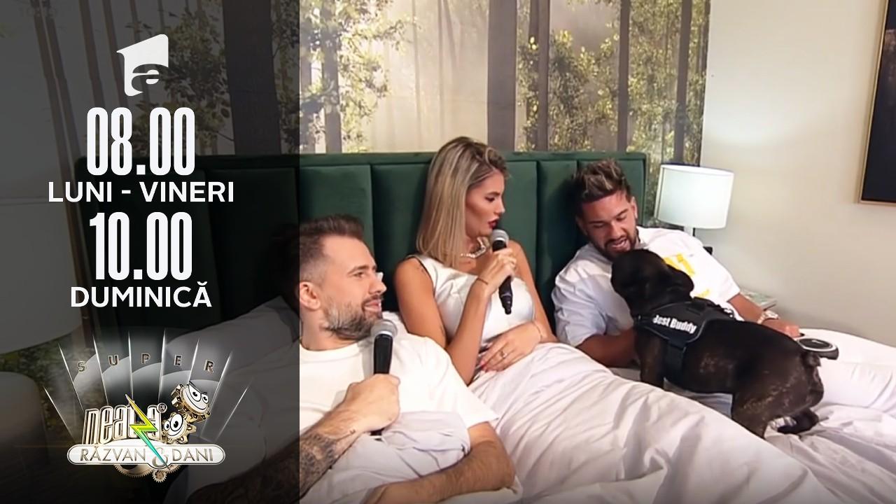 Dorian Popa și Cheluţu, super show la Neatza!