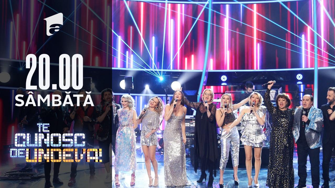 """În marea finală, concurenții de la Te cunosc de Undeva cântă piesa """"We are the Champions"""""""