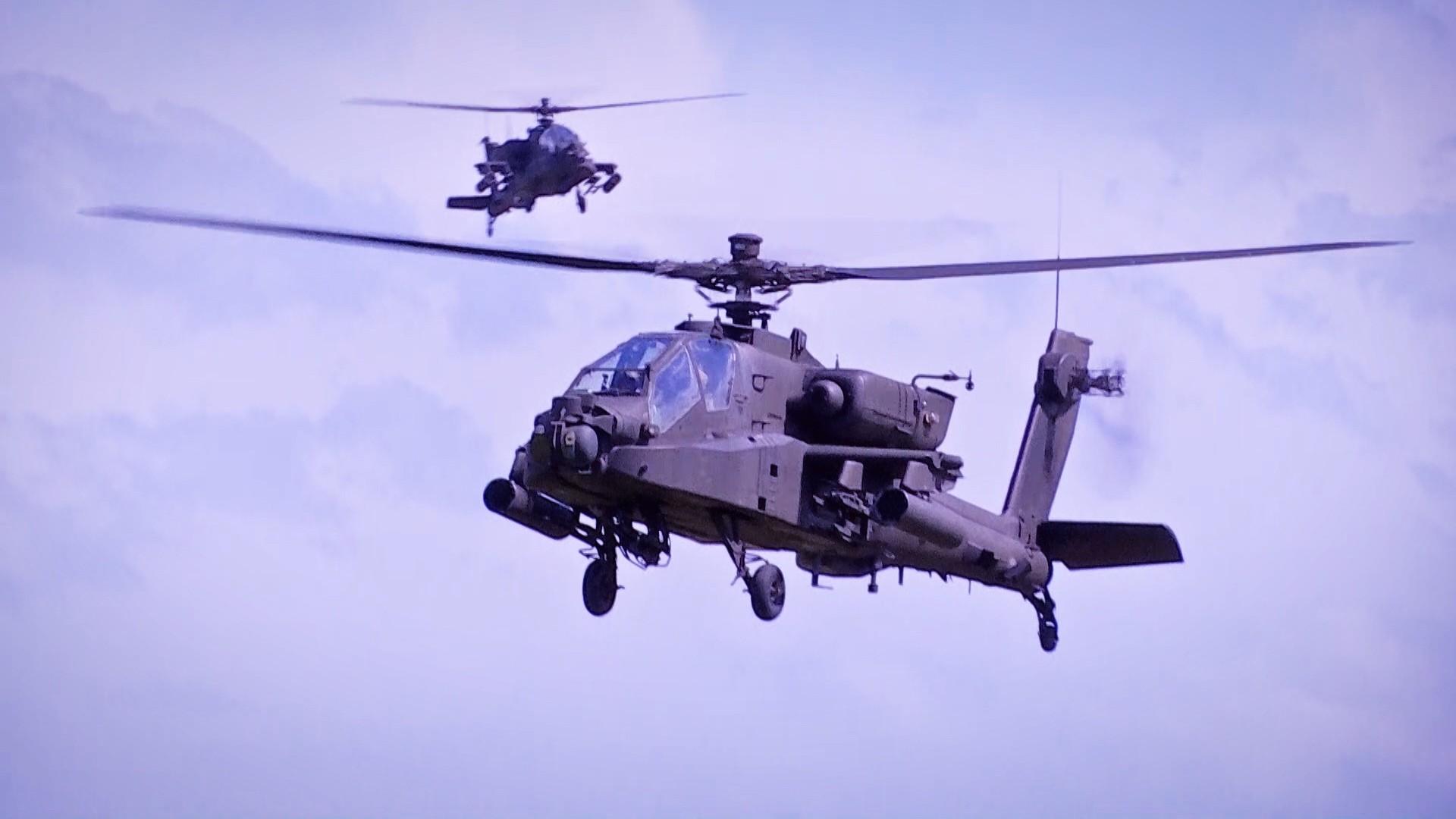 Scene ca-n filmele de război în Tulcea, la Defender Europe 21 - cel mai mare exercițiu din istoria NATO