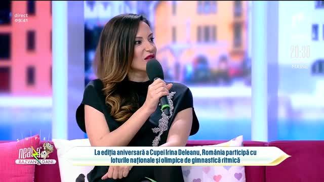 Începe Cupa Irina Deleanu. Competiția va fi transmisă online