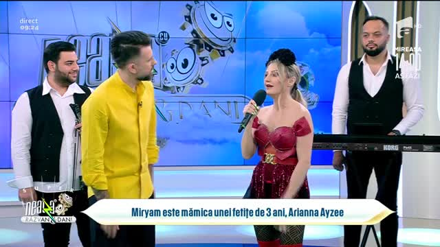 Miryam & Band - Ileană, Ileană & Șaraiman