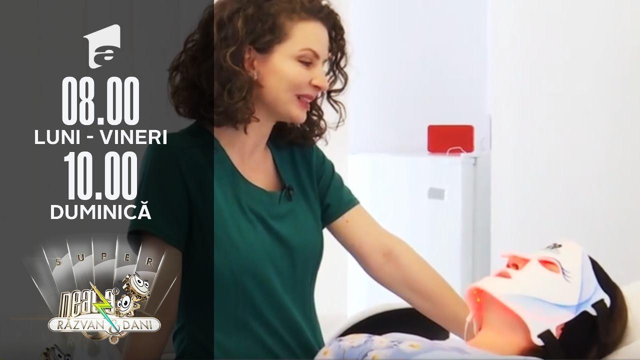Cum să ai o piele mai fermă și mai sănătoasă cu ajutorul luminii