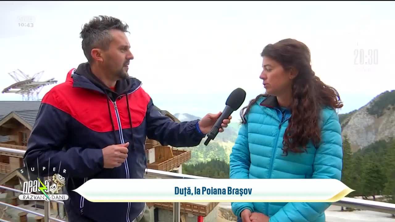 Activități pe munte. Ce pot face turiștii în Poiana Brașov