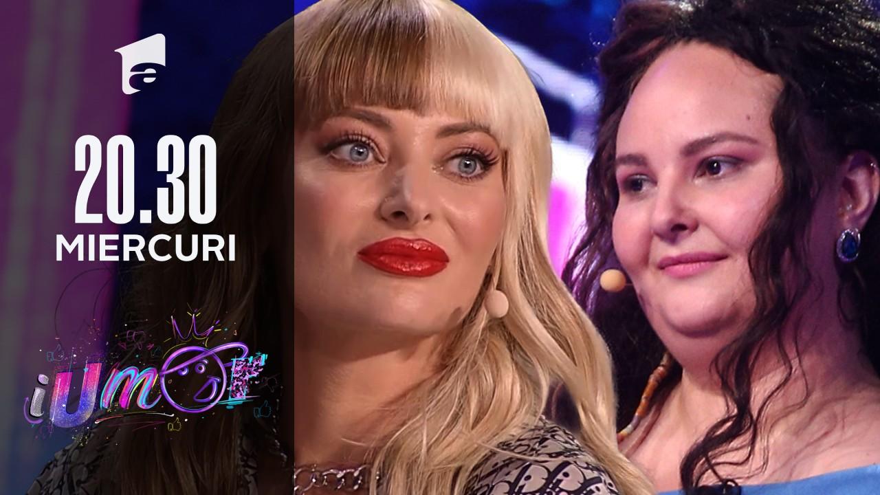 """Elena Albu a venit și în semifinala iUmor cu un moment la pian: """"Nu mă suna în trupul gol pe videocall"""""""