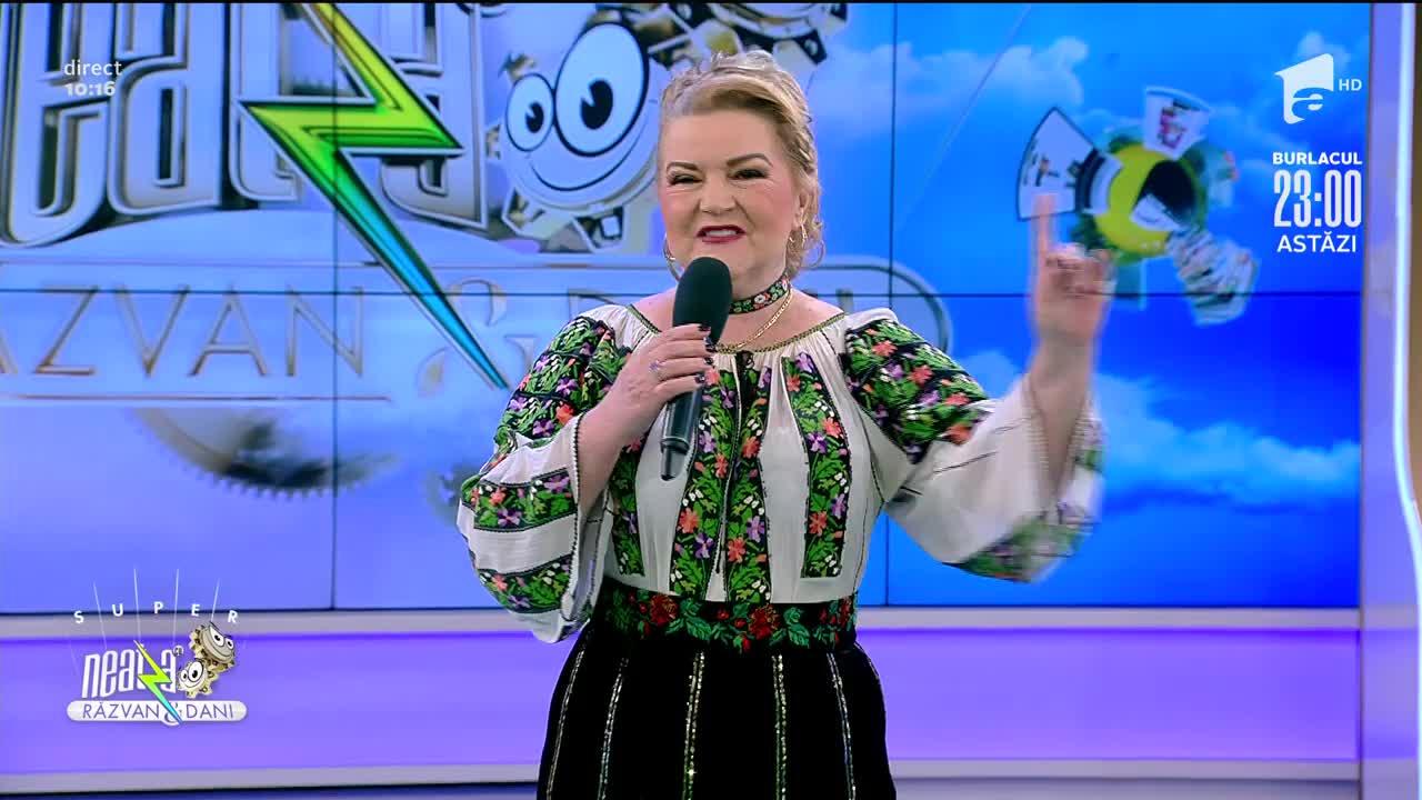Maria Cîrneci - Azi e ziua ta, măi, omule