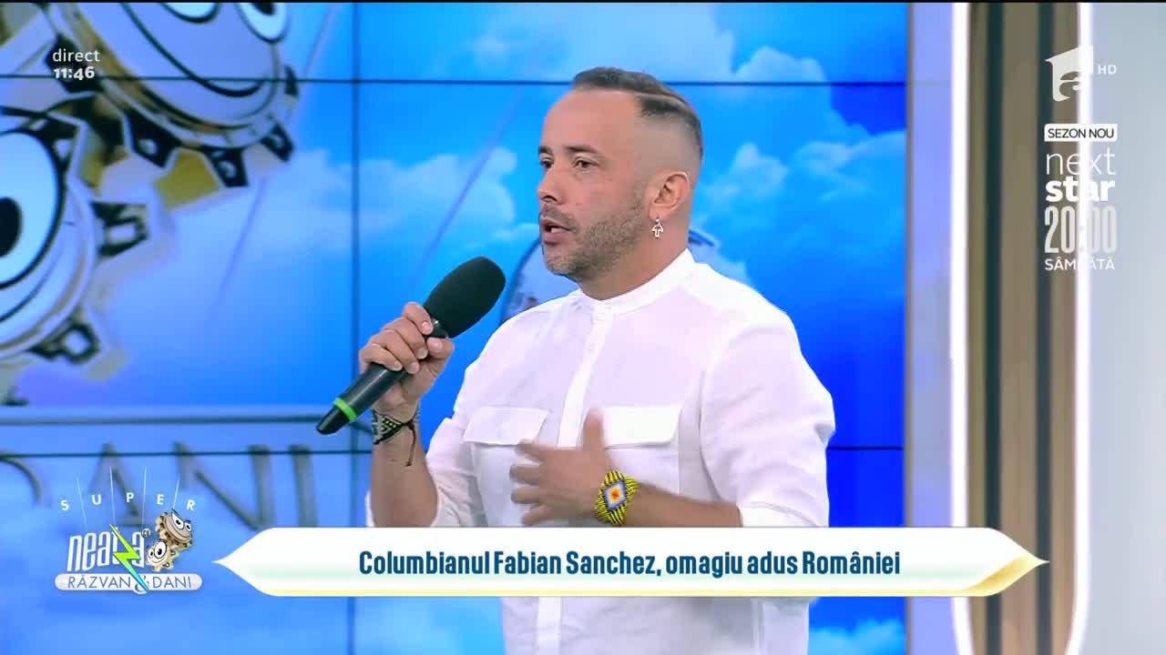 Fabian Sanchez - Zărzărică, zărzărea