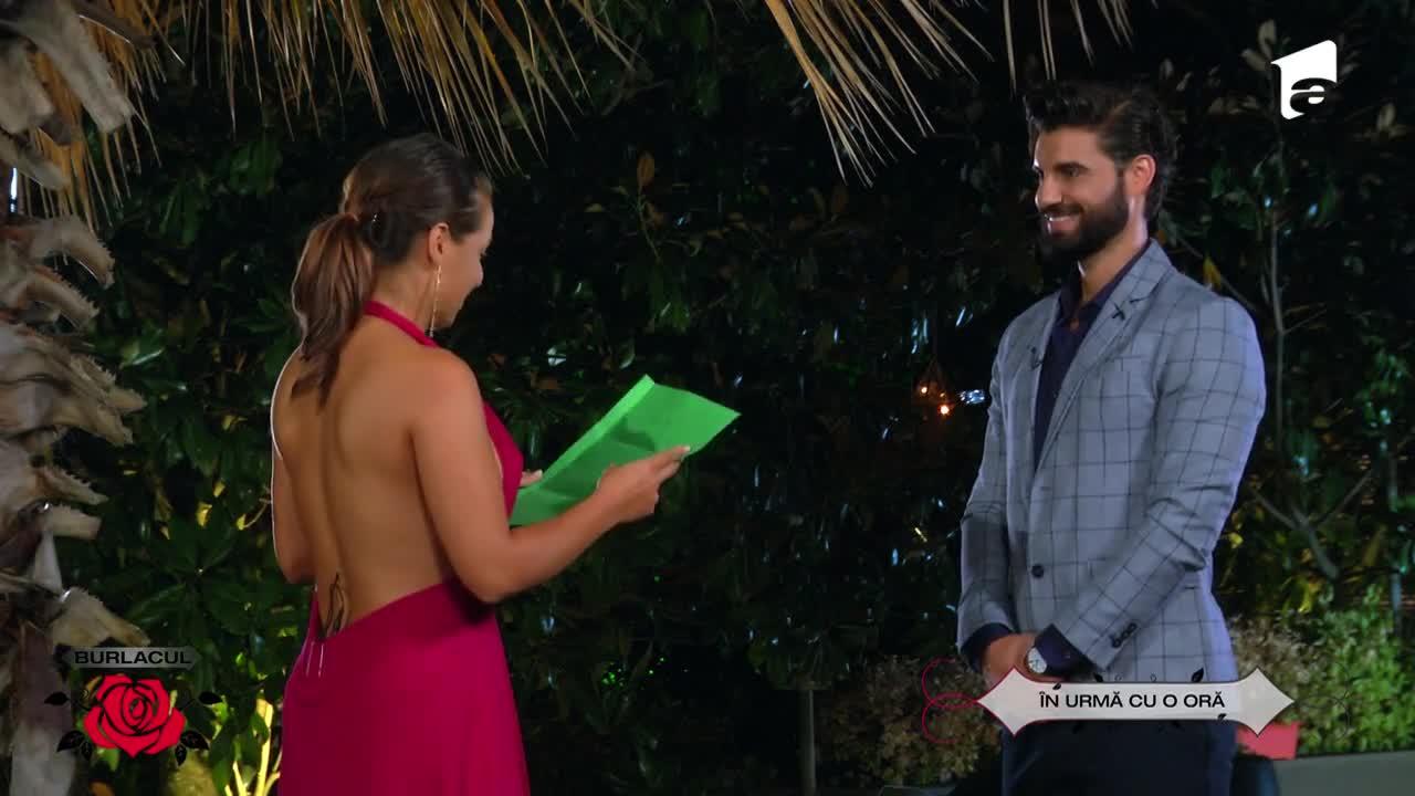 Concurentele și-au exprimat sentimentele față de Andi în câte o scrisoare