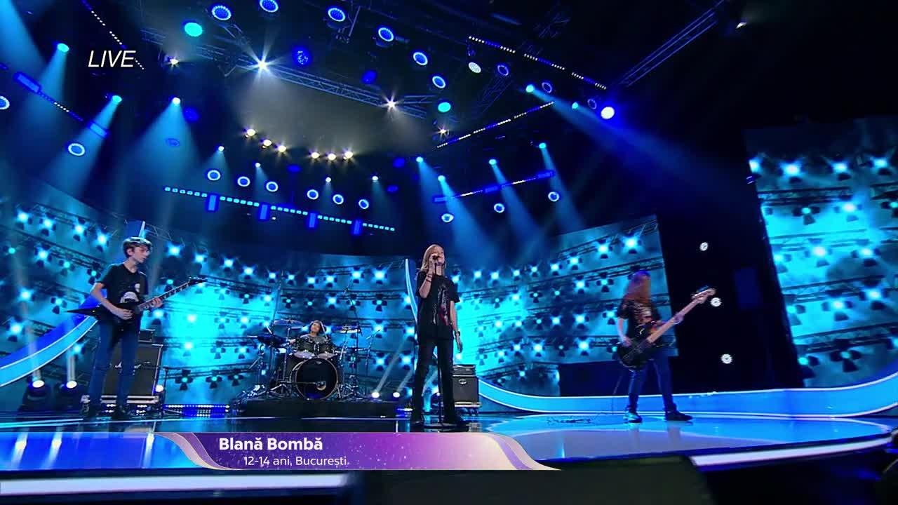 Next Star - Sezonul 10: Blană Bombă - Interpretează o piesă compoziție proprie