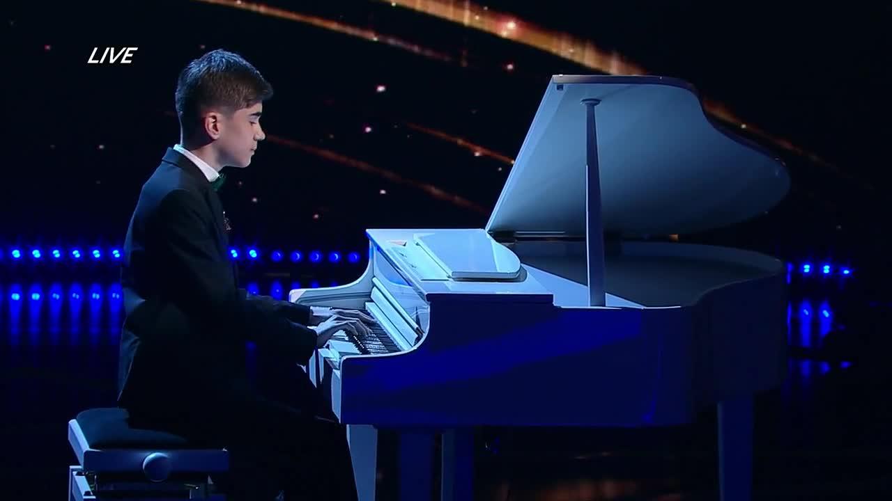 Next Star - Sezonul 10: Amir Bălteanu - Cântă la pian