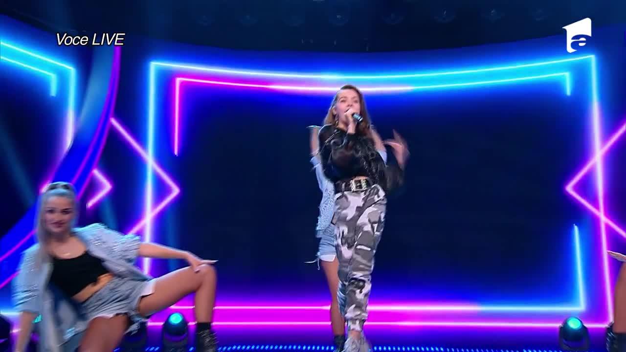 "Next Star - Sezonul 10: Cătălina Solomac - Interpretează piesa ""Bang Bang"""