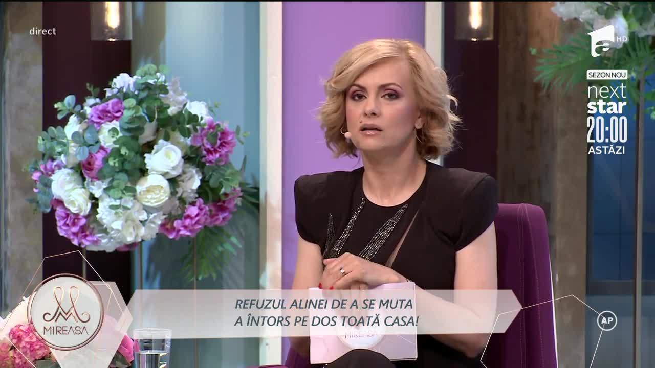 Doamna Daniela, un nou atac la Adelina: ÎI este frică de Alina!
