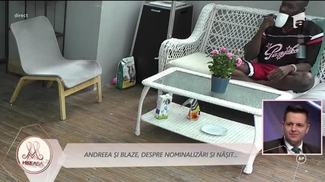 Blaze și Andreea, o combinație imposibilă!