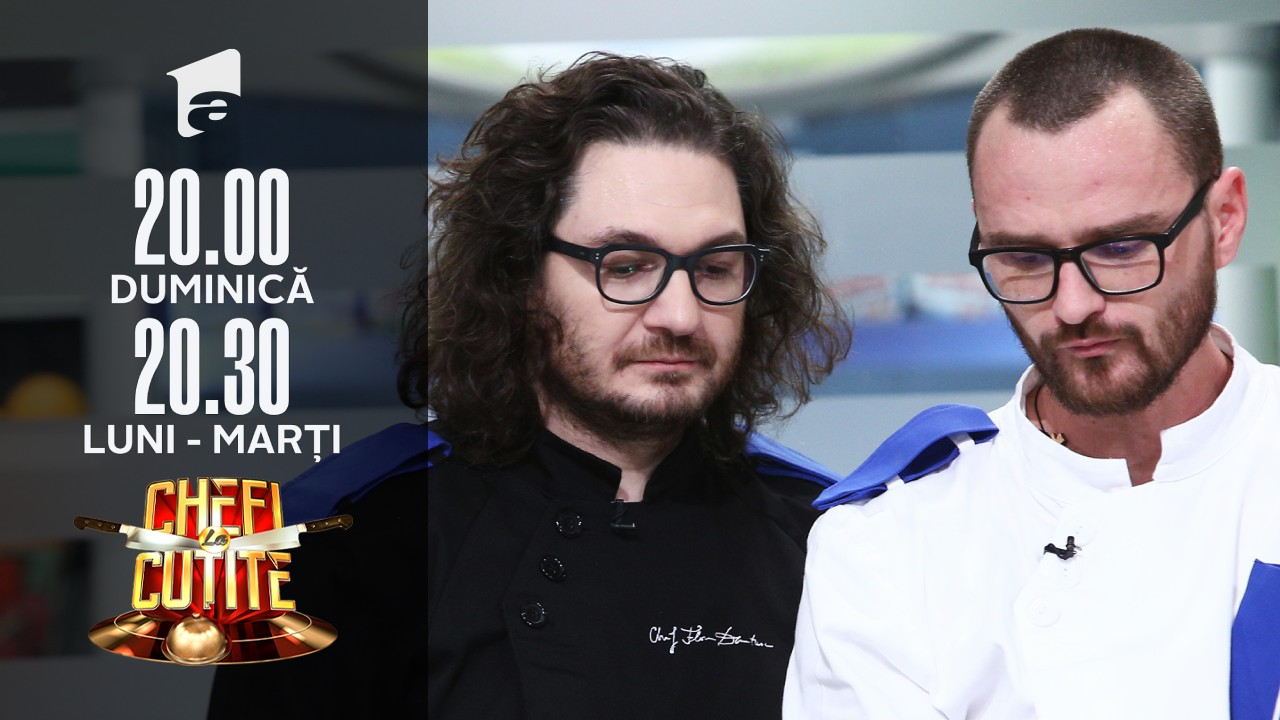Echipa lui chef Florin Dumitrescu gătește pe mutește!
