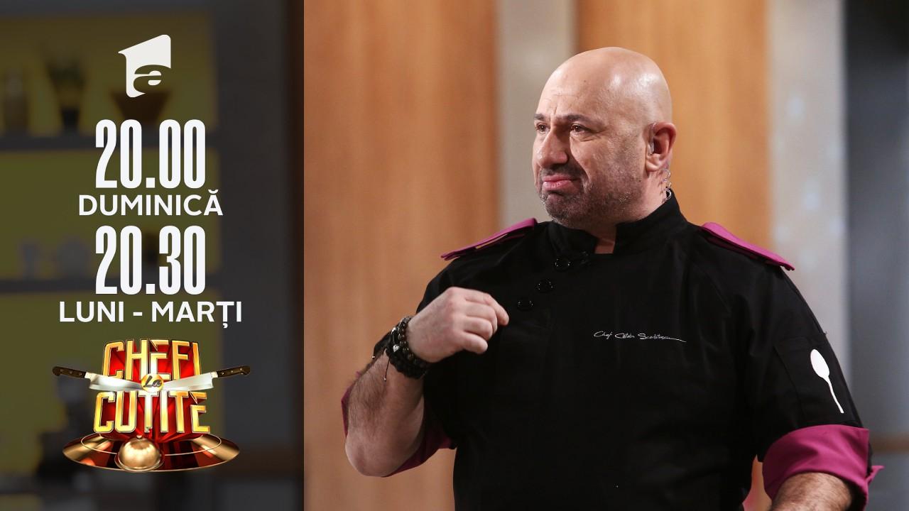 Chef Scărlătescu folosește o amuletă pe echipa lui Dumitrescu: Nu aveți voie să vorbiți
