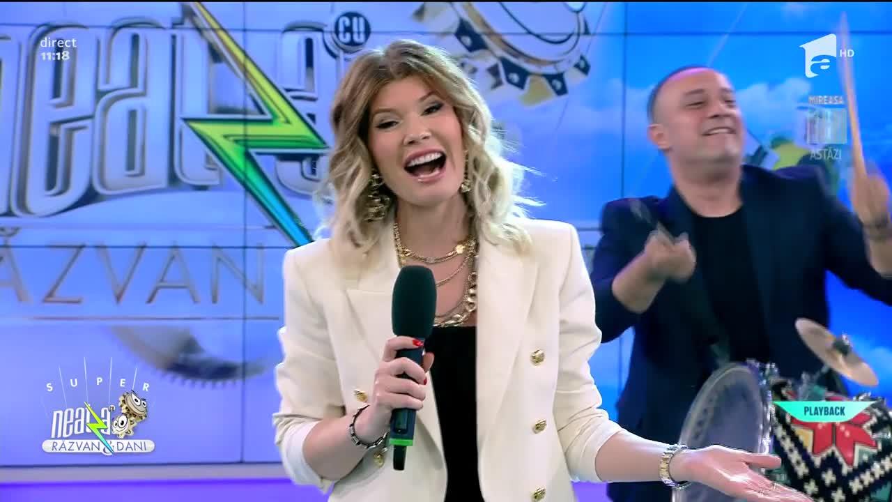 """Diana Matei feat. Taraful Cleante interpretează piesa """"Soarli shi Luna"""""""