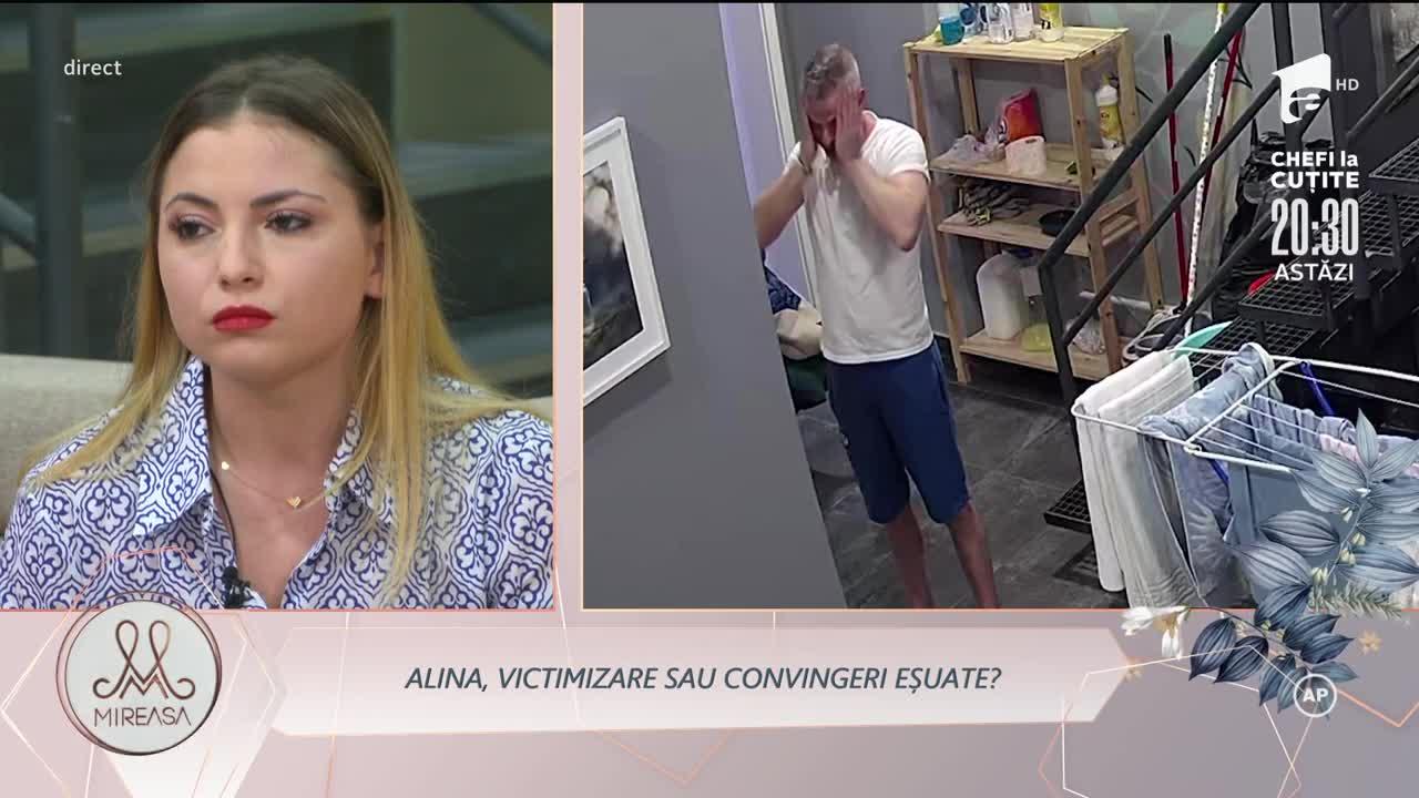 Imaginile cu spycam-ul vorbesc de la sine! Alina a fost prinsă cu minciuna!