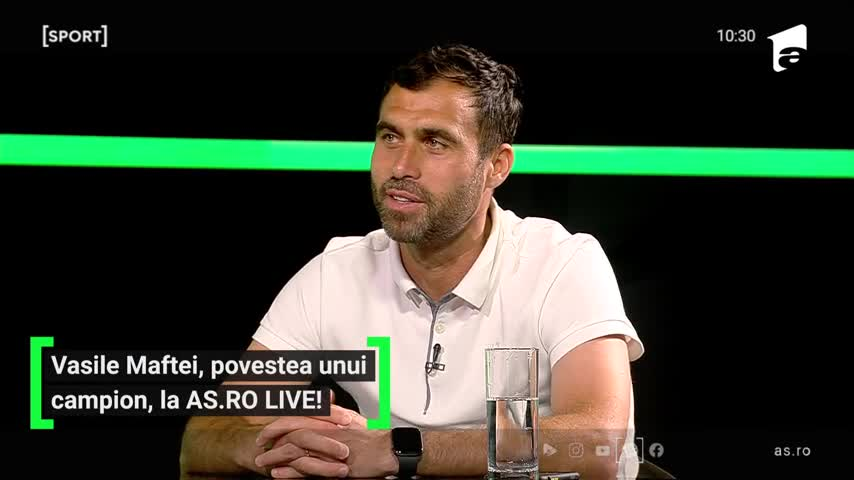 AS.ro LIVE - Ediția 106 - Vasile Maftei
