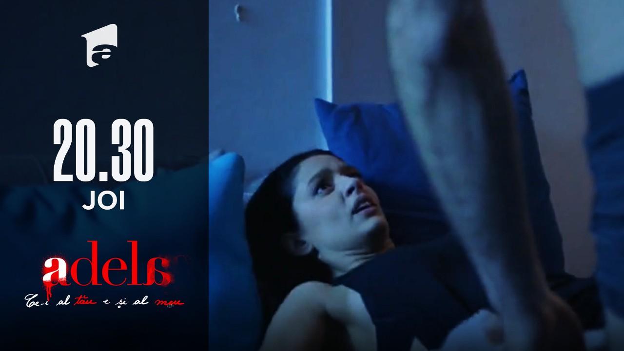 Adela, episodul 39. Bebe o lovește pe Andreea pentru că îi spune lui Mihai că ar fi abuzat de ea