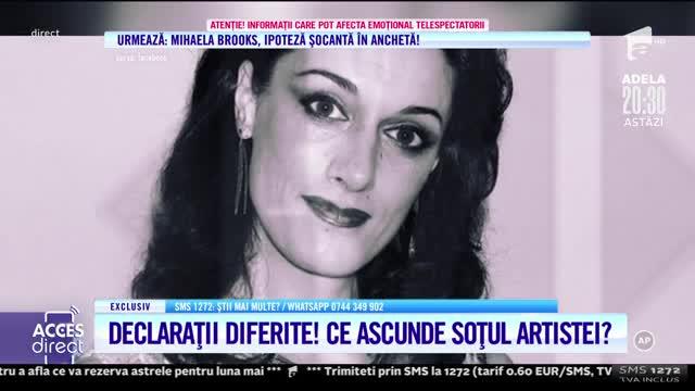 Cazul morţii mezzosopranei Maria Macsim Nicoară. Mărturia soțului