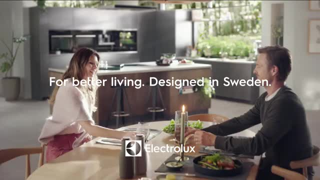 Roxana Blenche și invitații ei gătesc alături de partenerul lor de încredere, Electrolux