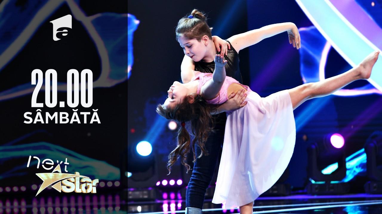 Next Star - Sezonul 10: Duo Sevestrean - moment de dans modern