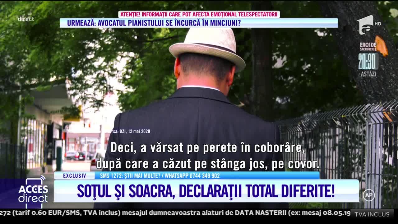 Cazul morții Mariei Macsim Nicoară. Soțul și soacra, declarații total diferite