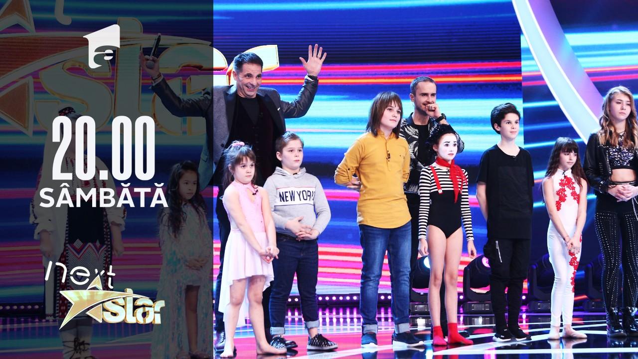 Next Star - Sezonul 10: Marc Patric Mitrașcă  merge în Marea Finală a show-ului