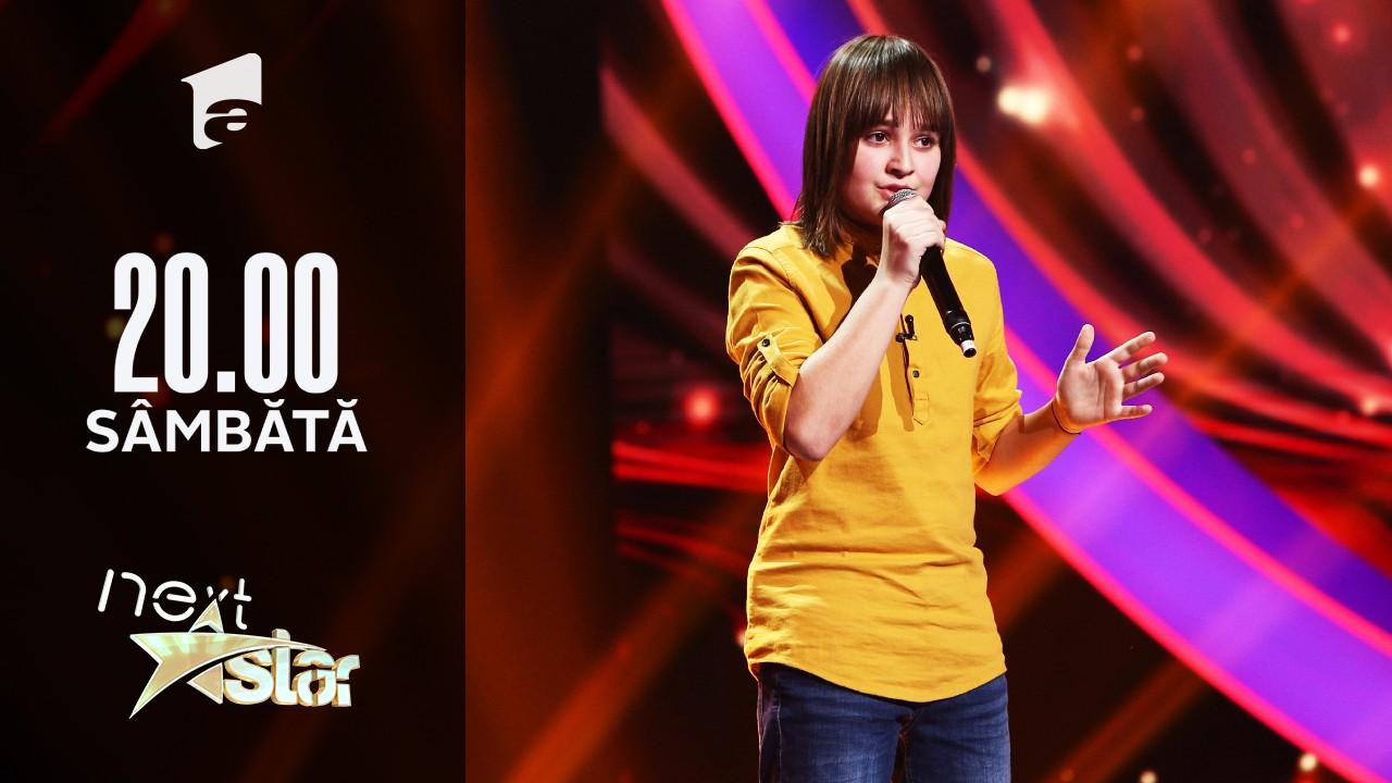 """Next Star - Sezonul 10: Marc Patric Mitrașcă - Interpretează piesa """"It's My Time"""""""