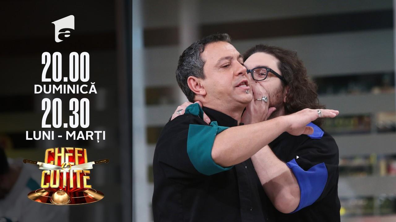 """Sorin Bontea a folosit o amuletă neașteptată! Dumitrescu și Scărlătescu, """"reduşi la tăcere"""" pentru 30 de minute"""
