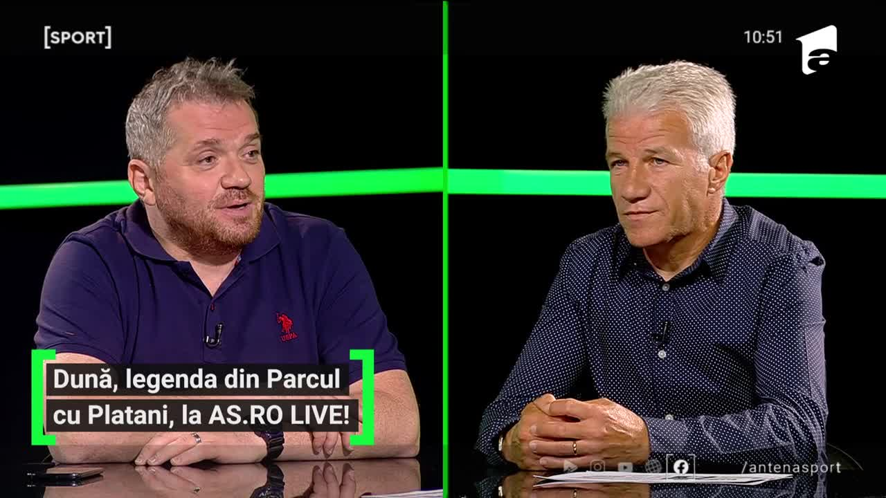 AS.ro LIVE - Ediția 108 - Marin Dună