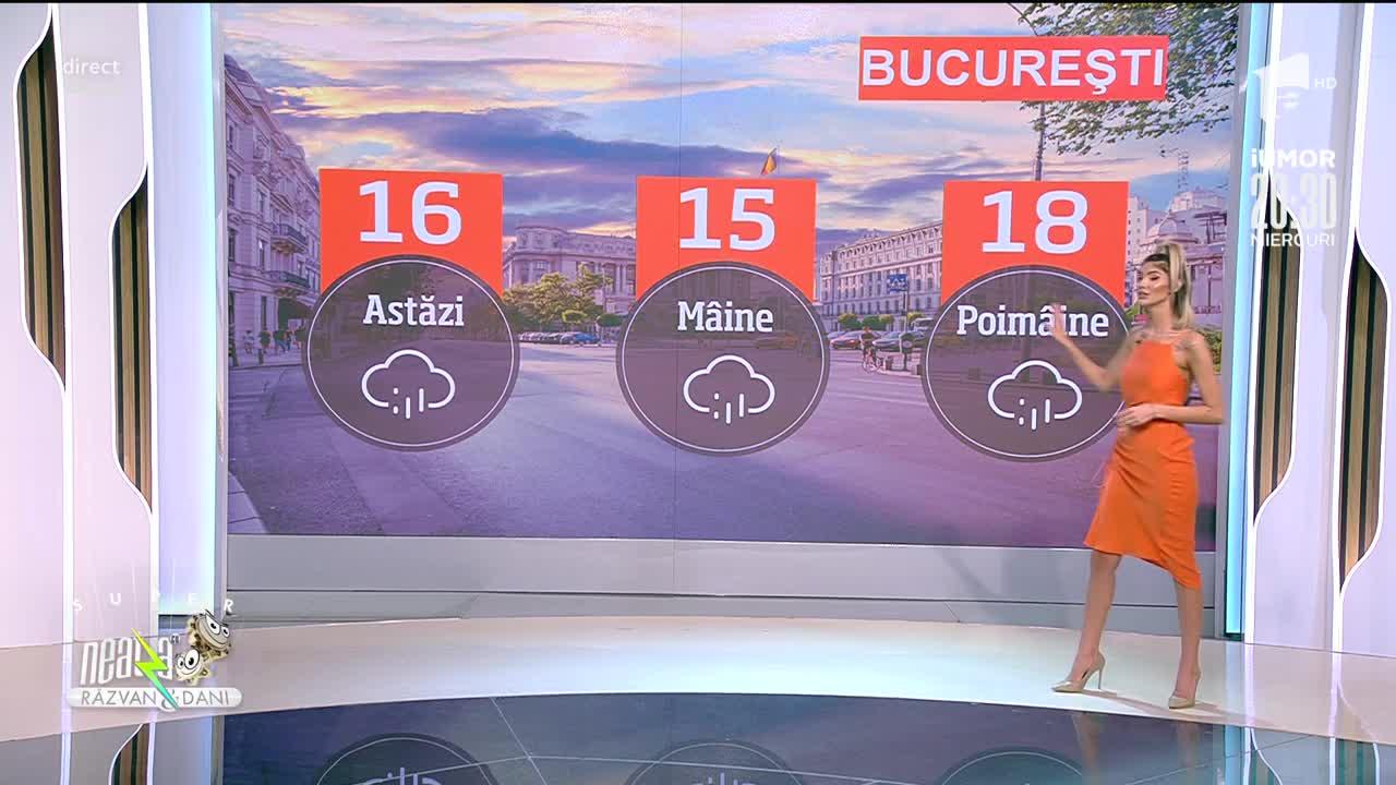 Prognoza Meteo, 31 mai 2021. Precipitații în toată țara