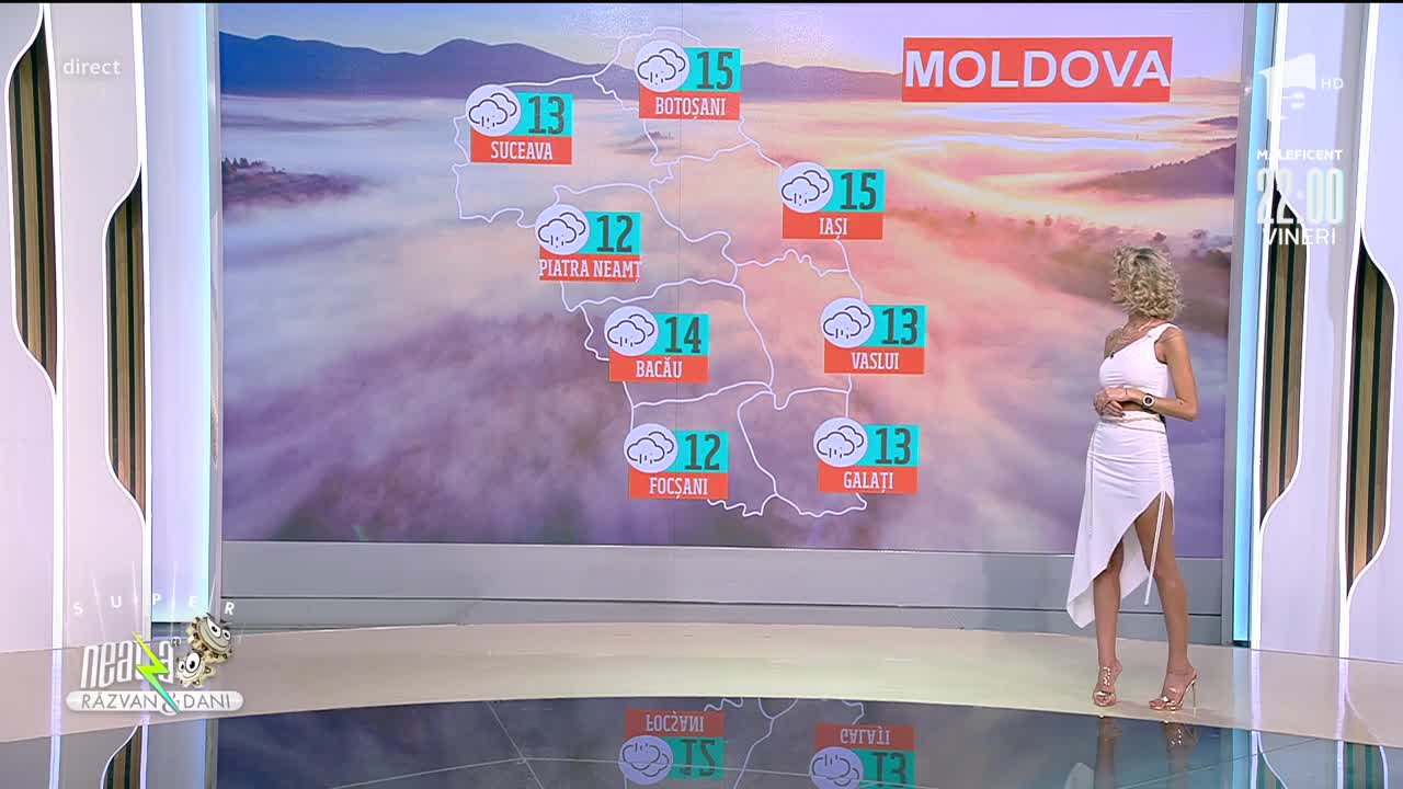 Prognoza Meteo, 1 iunie 2021. Cod galben de ploi în toată țara