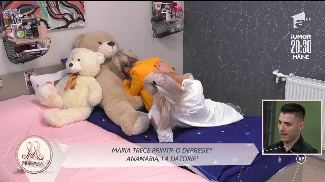 Maria și Anamaria, destăinuiri cu greutate: Nu mă mai face nimic fericită!