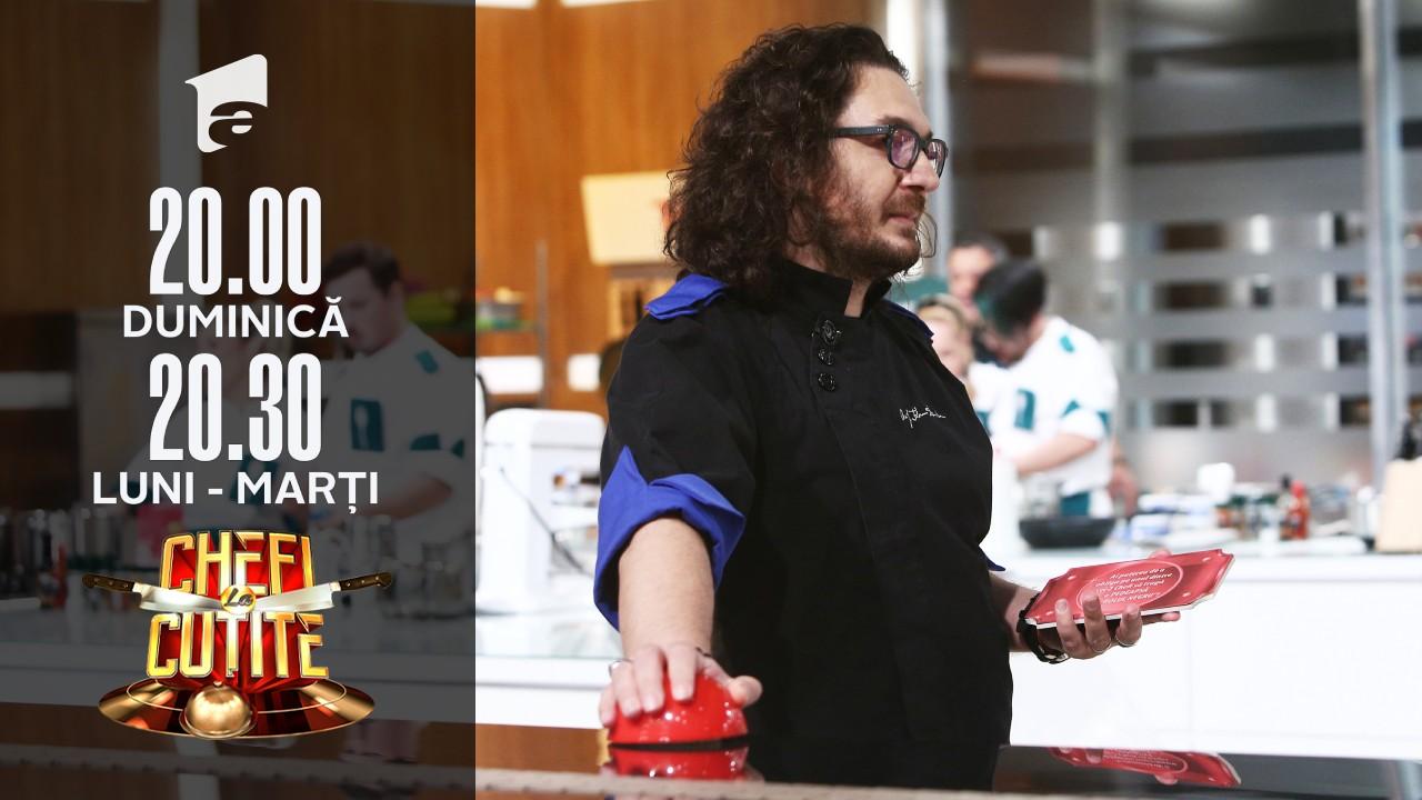 """Avalanșă de amulete! Chef Cătălin Scarlatescu se răzbună: """"Nu am rezistat tentației!"""""""