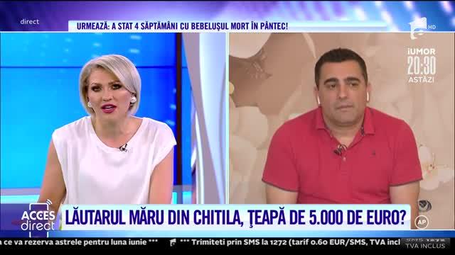 Lăutarul Mărul din Chitila a țepuit un cuplu cu 5000 de euro