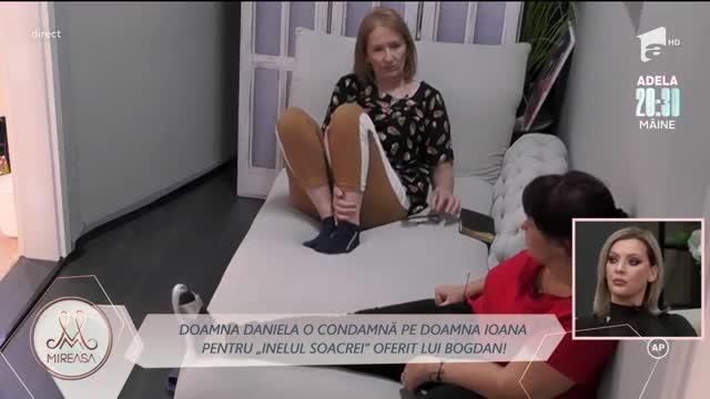 Doamna Daniela și doamna Victoria, discuție despre fetele și băieții din casa Mireasa