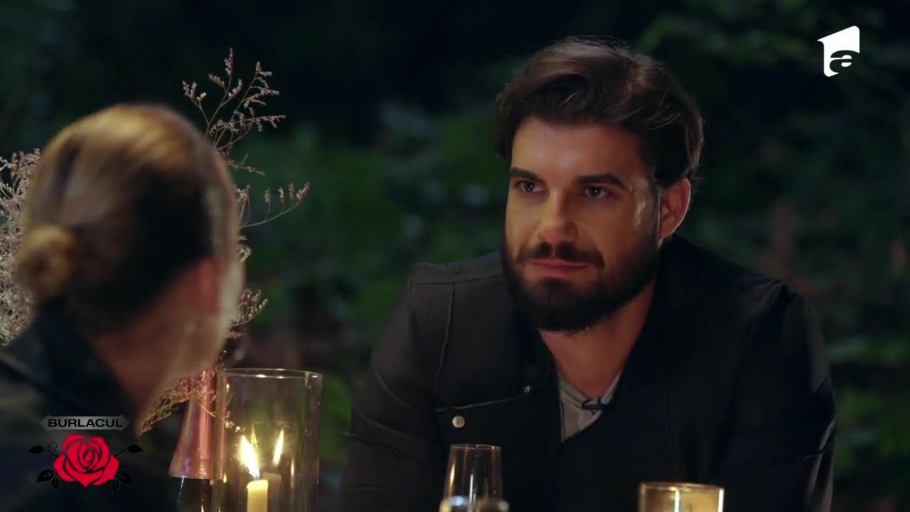 """Alexandra şi Andi au luat cina în pădure! """"Cu ea mă simt cel mai bine la date-uri"""""""