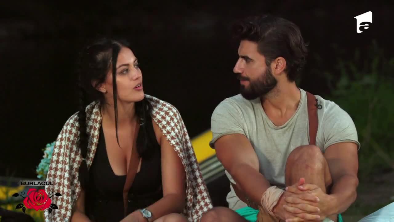 Simona, discuție între patru ochi cu Andi Constantin